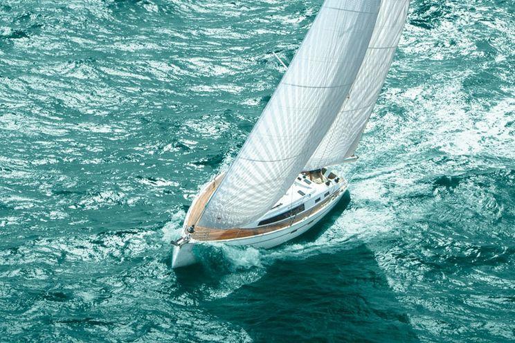 Charter Yacht Bavaria 51 Cruiser - 5 Cabins - Trogir