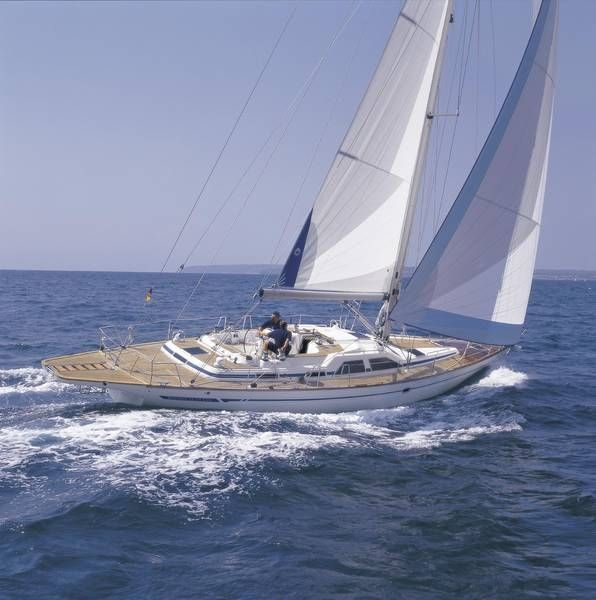Bavaria 51 Cruiser - 5 Cabins - Greece
