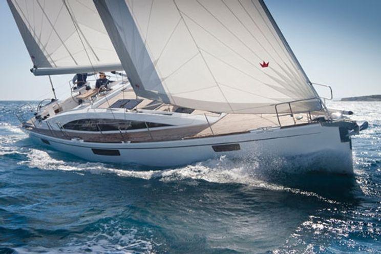 Charter Yacht Bavaria Vision 46 - 2 + 1 Cabins - Tortola, BVI