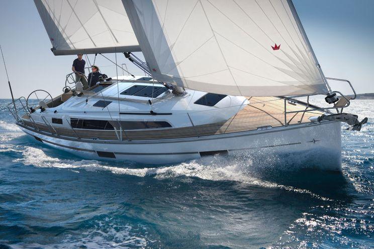 Charter Yacht Bavaria 37 - 3 cabins (3 double) - 2016 - Sibenik - Trogir - Kastela