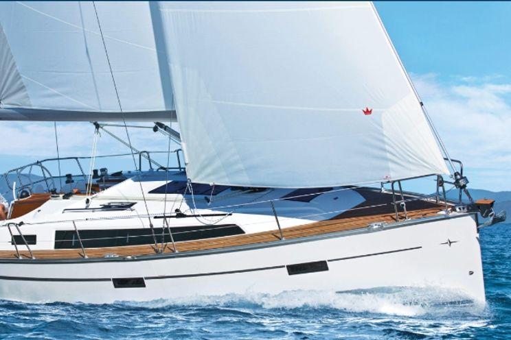 Charter Yacht Bavaria 41 - 3 cabins(3 double)- 2014 - Biograd - Sibenik -