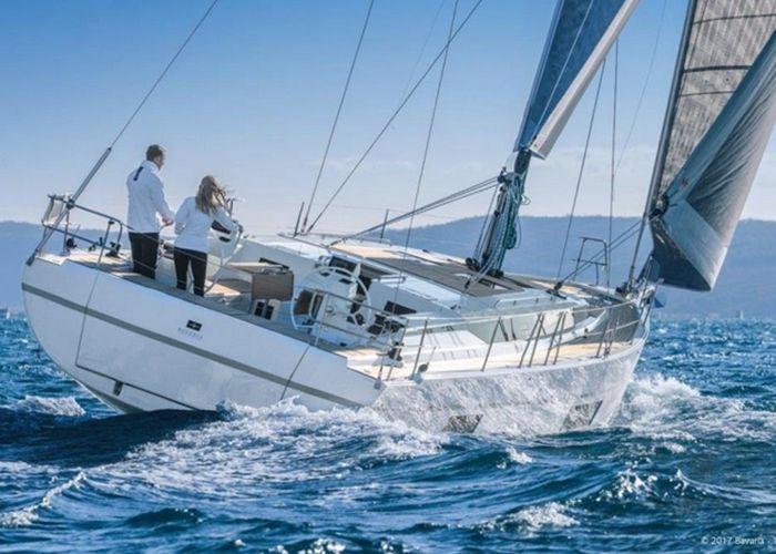 Bavaria 45 - Sailing
