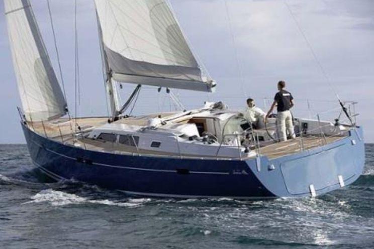 Charter Yacht Bavaria 46 - 4 Cabins - Barcelona