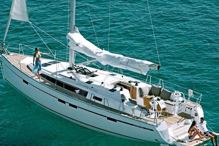 Charter Yacht Bavaria Cruiser 46 - 4 Cabins - Praslin,Seychelles