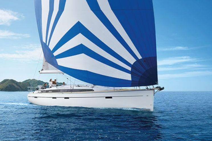 Charter Yacht Bavaria Cruiser 51 - 5 Cabins - 2017 - Gocek - Marmaris - Bodrum