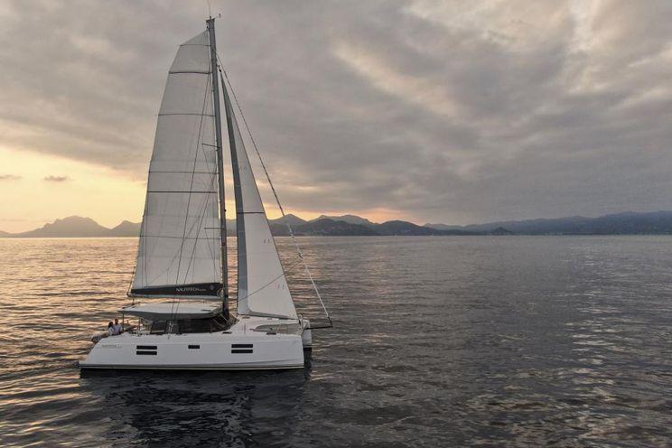 Charter Yacht Bavaria Nautitech Open 40 - 3 Cabins - 2016 - San Juan Islands