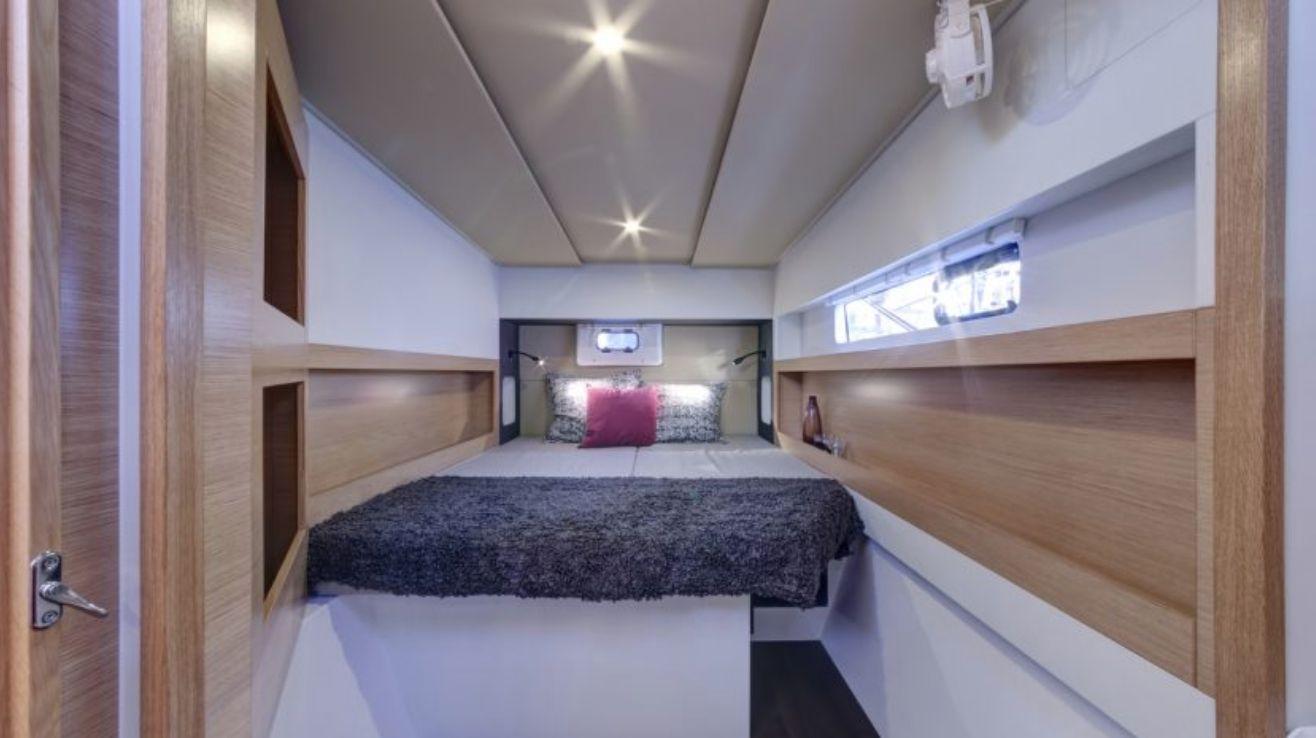 Bavaria Nautitech Open 40 Cabin