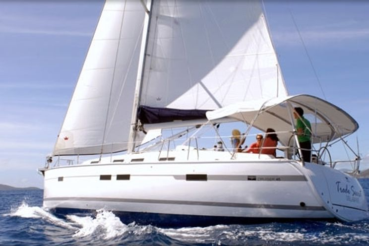 Charter Yacht Bavria 45-3 cabins-Annapolis
