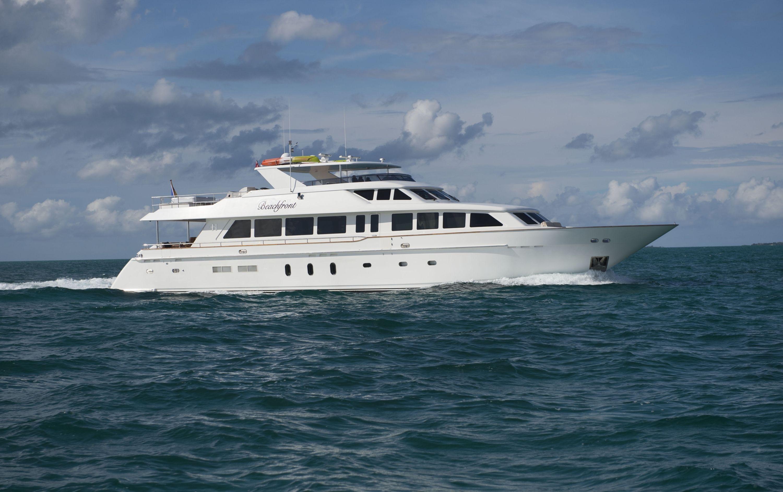 BEACHFRONT - Hargrave 108 - 5 Cabins - Nassau - Paradise Island - Georgetown