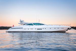BEACHOUSE - Mangusta 130 - 4 Cabins - Monaco - Cannes - St Tropez - Sardinia