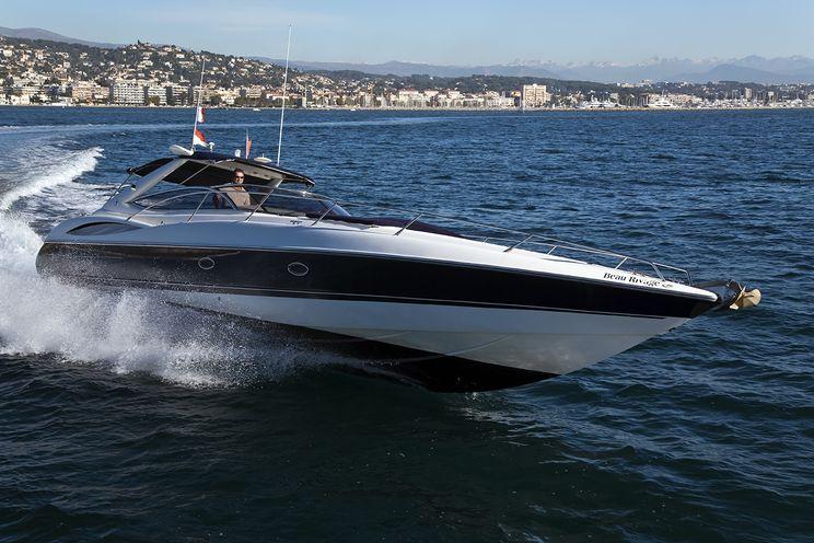 Charter Yacht PAPAKEECHA - Sunseeker 48 - Day Charter Yacht - Cannes - Golfe Juan - Antibes - Nice - Monaco
