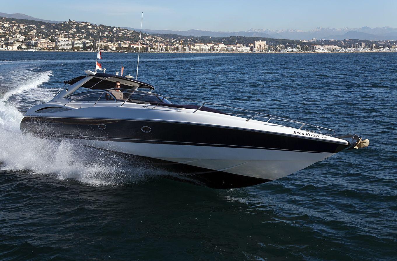 PAPAKEECHA - Sunseeker 48 - Day Charter Yacht - Cannes - Golfe Juan - Antibes - Nice - Monaco
