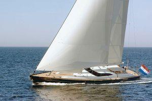 BELLA RAGAZZA - Vitters 43m - 5 Cabins - Caribbean - Leeward islands - Virgin Island - Spain/Balearics - Corsica - Sardinia