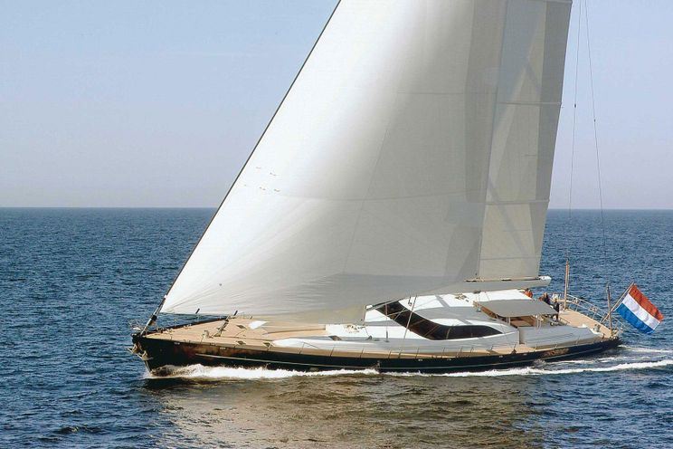 Charter Yacht BELLA RAGAZZA - Vitters 43m - 5 Cabins - Caribbean - Leeward islands - Virgin Island - Spain/Balearics - Corsica - Sardinia