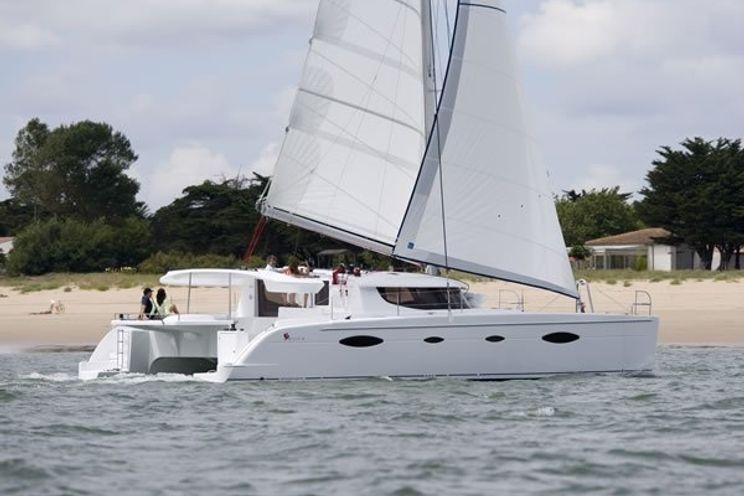 Charter Yacht BELLA VITA - Fountaine Pajot Salina 48 - 4 Cabins - Olbia - Portisco - Sardinia