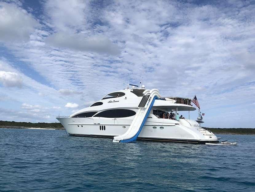 BELLA CONTESSA - Lazzara 112 - 5 Cabins - Nassau - Exumas - Bahamas