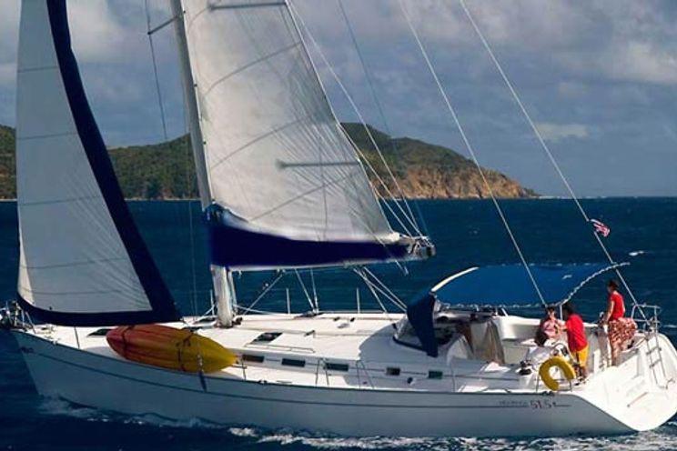 Charter Yacht Beneteau 51.5 - 4 + 1 Cabins - Grenada