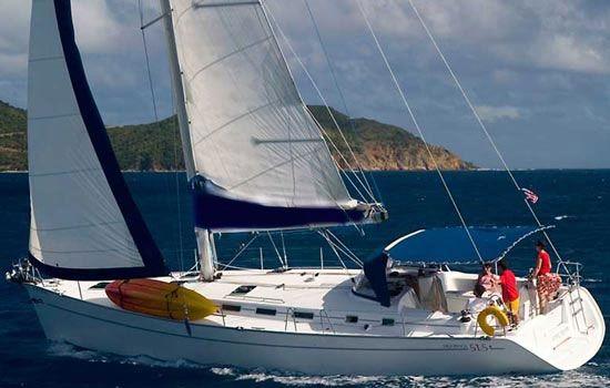Beneteau 51.5 - 4 + 1 Cabins - Grenada