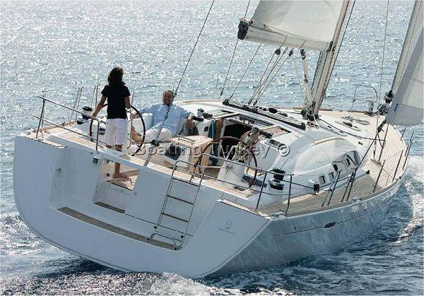 Beneteau 515 - 4 + 2 Cabins - Grenadines
