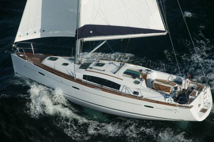 Charter Yacht Beneteau Oceanis 40 - 3 Cabins - Phuket, Thailand