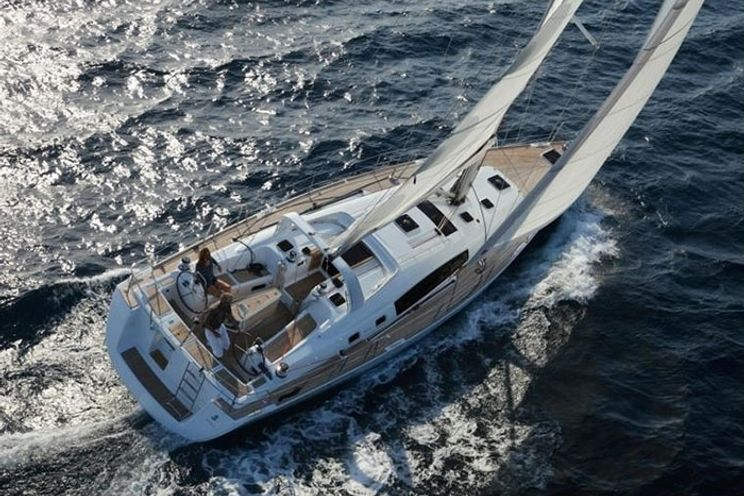 Charter Yacht Beneteau Oceanis 50 Family - 5 Cabins -  Kaštela - Croatia