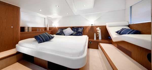 Beneteau 49 GT Cabin