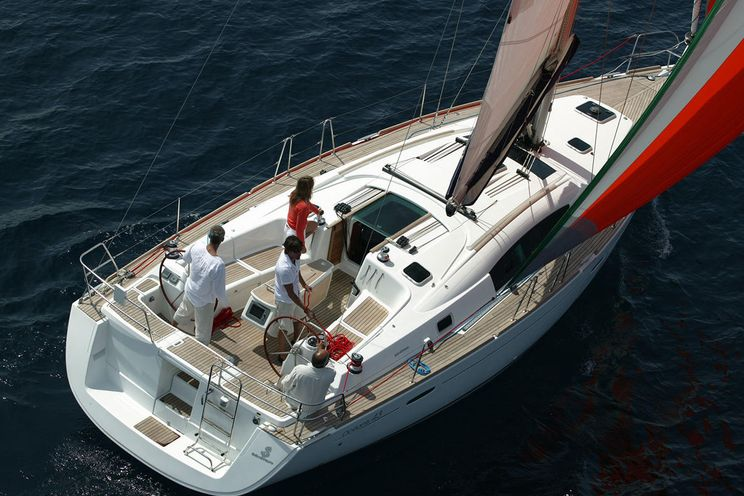 Charter Yacht Beneteau Oceanis 43 - 4 Cabins - Fethiye - Bodrum - Marmaris