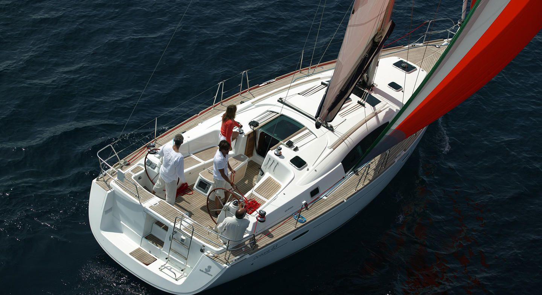 Beneteau Oceanis 43 - 4 Cabins - Fethiye - Bodrum - Marmaris