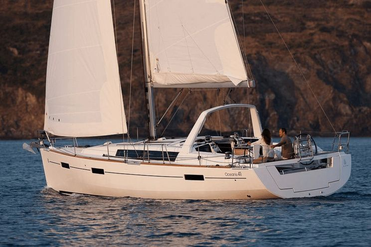 Charter Yacht Beneteau Oceanis 41 - 3 Cabins - 2015 - Ajaccio - Corsica - French Riviera