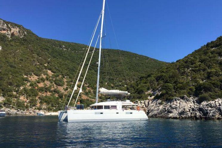 Charter Yacht BIG GANI - Lagoon 560 - 4 Cabins - Ibiza - Formentera - Palma - Barcelona