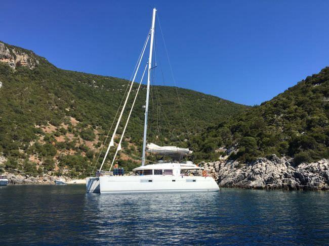 BIG GANI - Lagoon 560 - 4 Cabins - Ibiza - Formentera - Palma - Barcelona