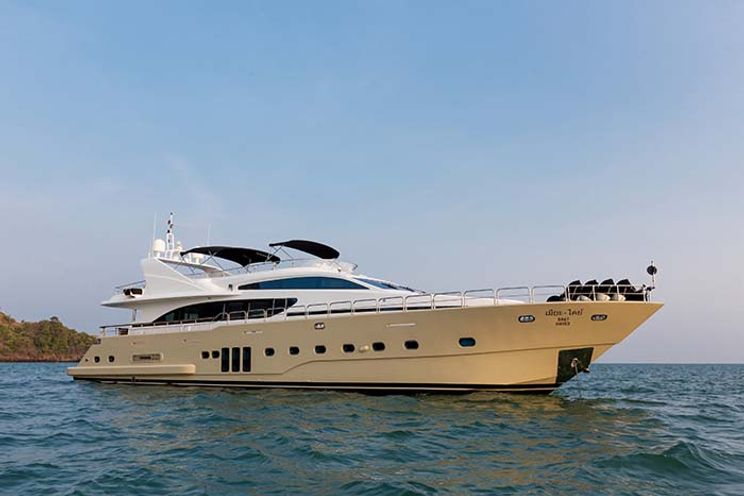Charter Yacht MIA KAI - 4 Cabins - Phuket, Thailand