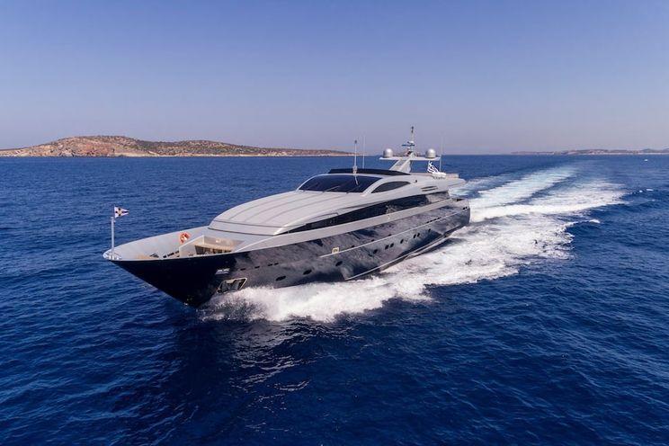 Charter Yacht BILLA - Admiral 42m - 5 Cabins - Athens - Mykonos - Zakynthos