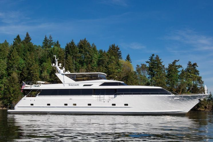 Charter Yacht BLACKWOOD - 4 Cabins - Juneau - Alaska