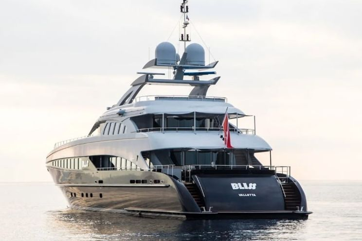 Charter Yacht BLISS - Heesen 44m - 6 Cabins - Athens - Mykonos - Zakynthos