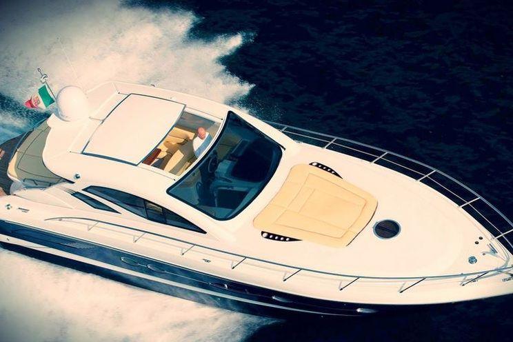 Charter Yacht Blu Martin 46 Open - 3 Cabins - Cannigione, Sardinia