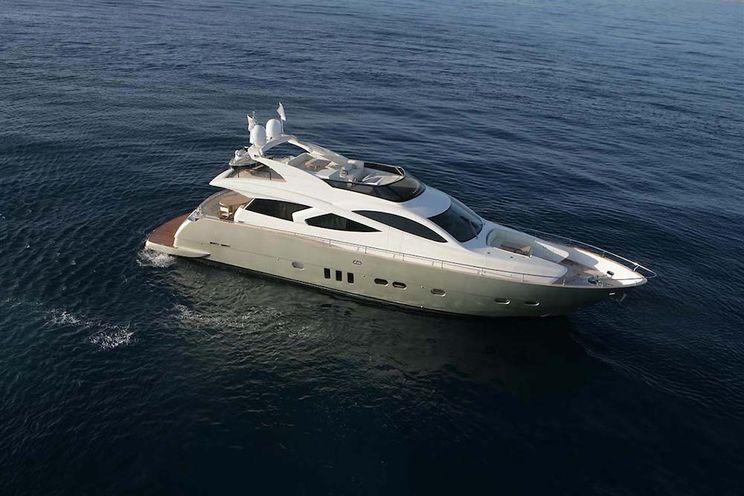 Charter Yacht BLUE ANGEL - Fillippetti 23m - 4 Cabins - Rhodes - Simi - Bodrum