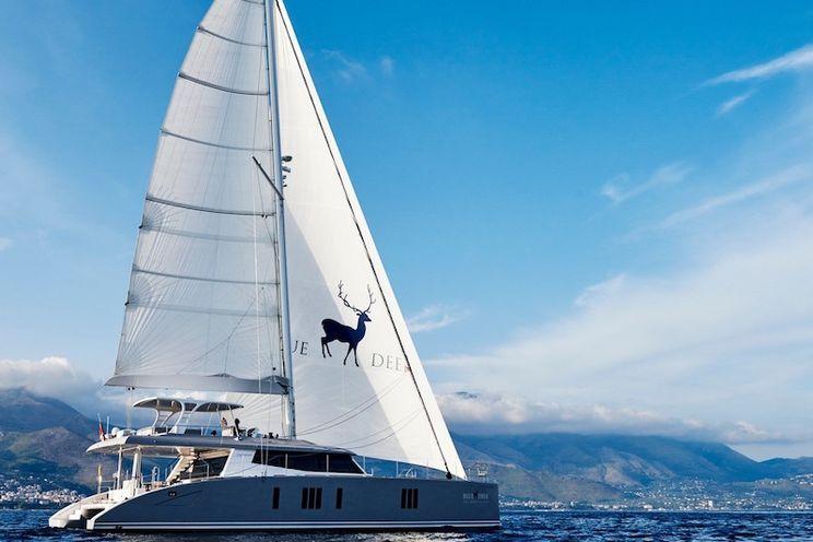 Charter Yacht BLUE DEER - Sunreef 74 - 4 Cabins - BVI - Naples - Capri - Amalfi - Ischia - Procida