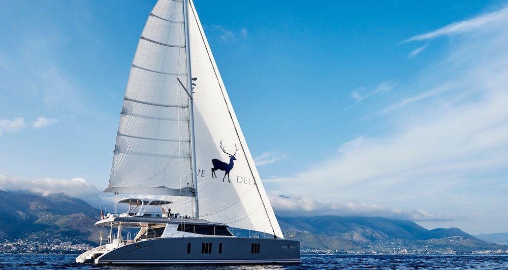 BLUE DEER - Sunreef 74 - 4 Cabins - BVI - Naples - Capri - Amalfi - Ischia - Procida