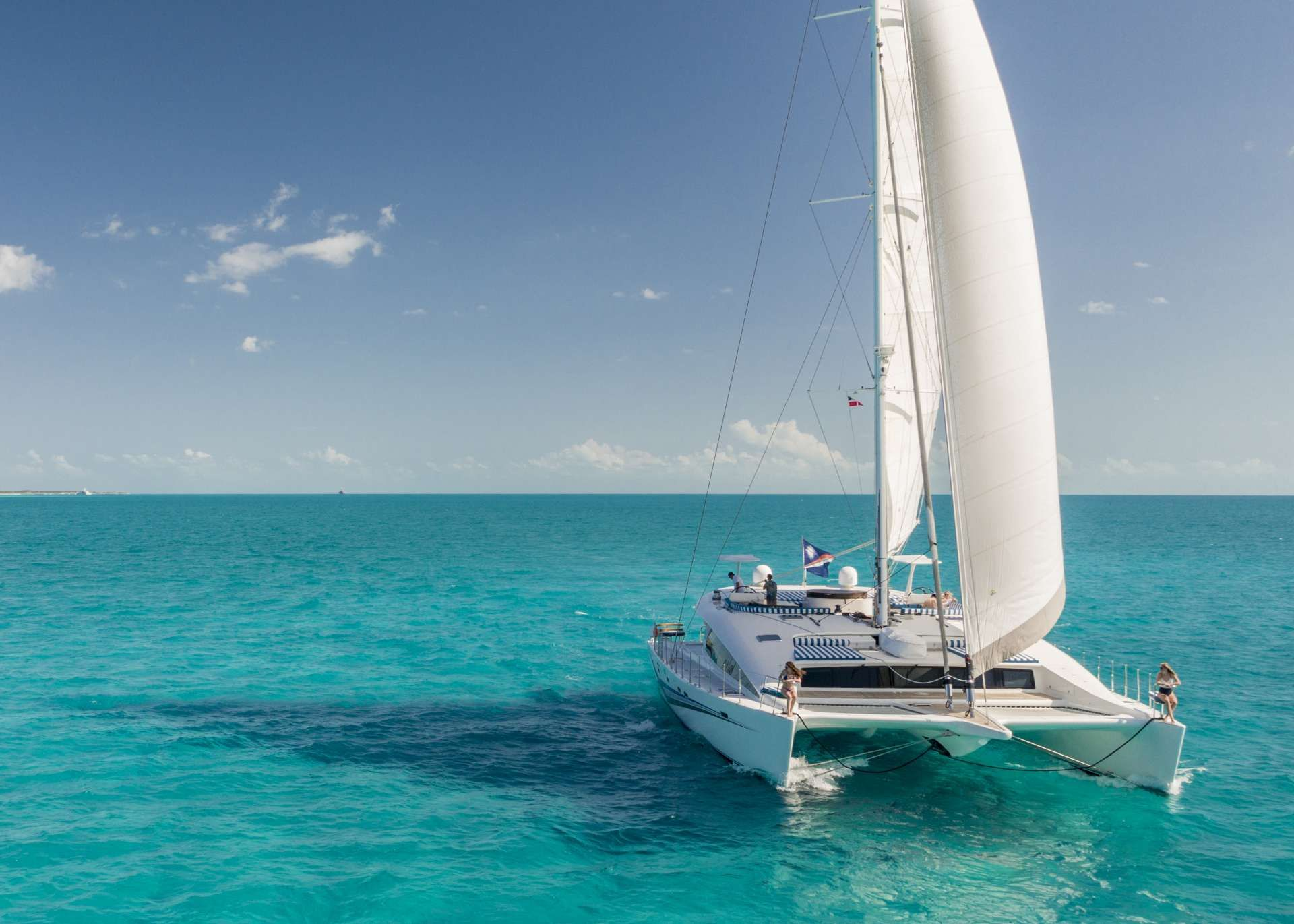 BLUE GRYPHON - Prout 83 - 5 Cabins - Leeward Islands - Windward Islands - Virgin Islands