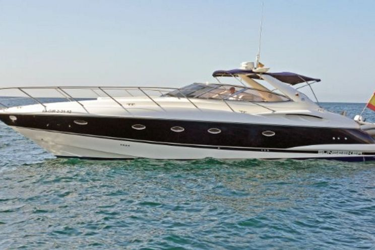 Charter Yacht BLUE ICE - Sunseeker Camargue 44 - Day Capacity 10 - Mallorca