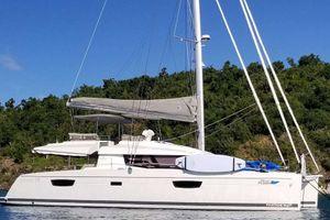 BLUE PEPPER - Fountaine Pajot Ipanema 58 - 5 Cabins - Leeward Islands - Virgin Islands - BVI