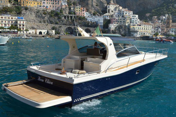 Charter Yacht BOCA CHICA - Gagilotta 48 - Amalfi Coast - Positano - Capri