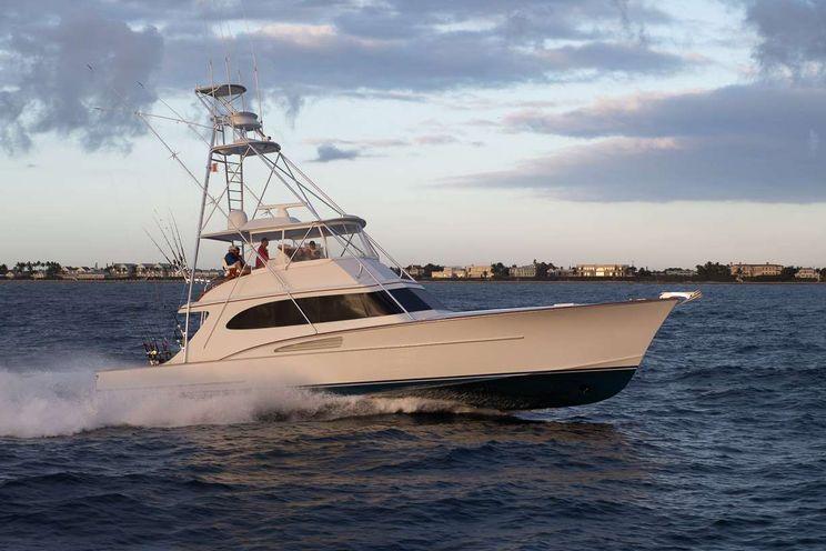 Charter Yacht BONNIE T - Rybovich - 3 cabins - Ocean Reef - Florida Keys - Ft Lauderdale