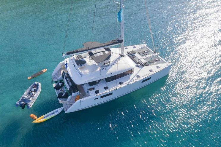 Charter Yacht BOOM - Lagoon 560 S2 - 5 Cabins - Athens - Mykonos - Zakynthos