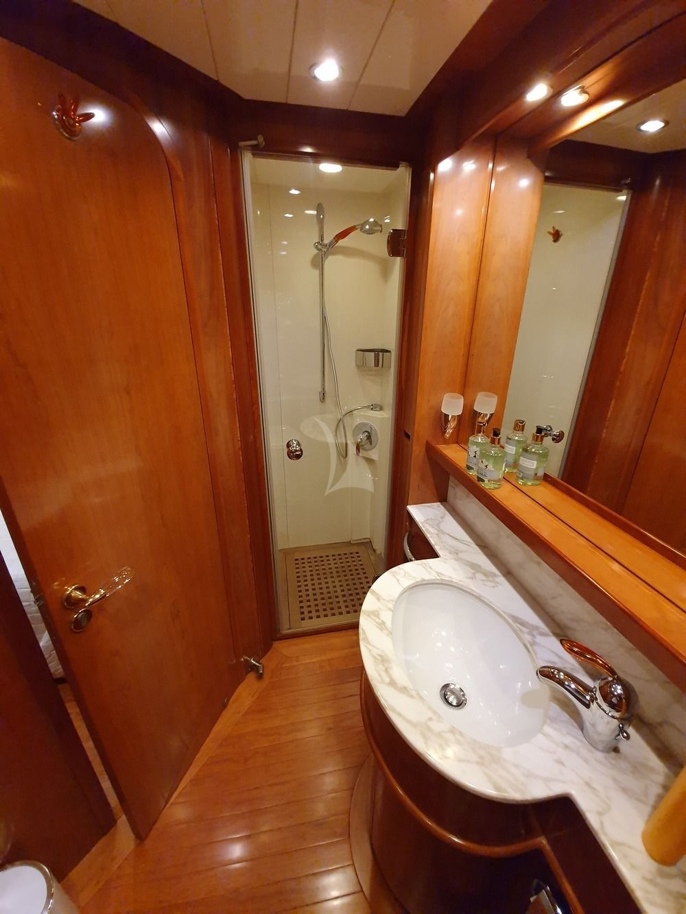 BOOMERAND IV - Guest suite