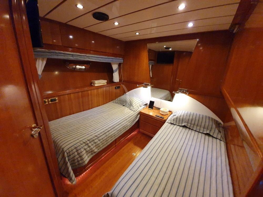 BOOMERAND IV - Twin suite