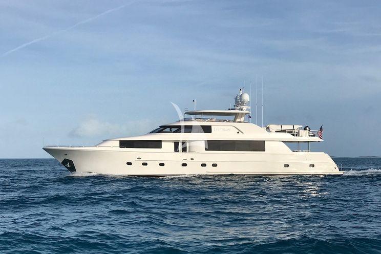 Charter Yacht SPIRIT - Westport 112 - 4 Cabins - Nassau - Bahamas - Marsh Harbour - Florida