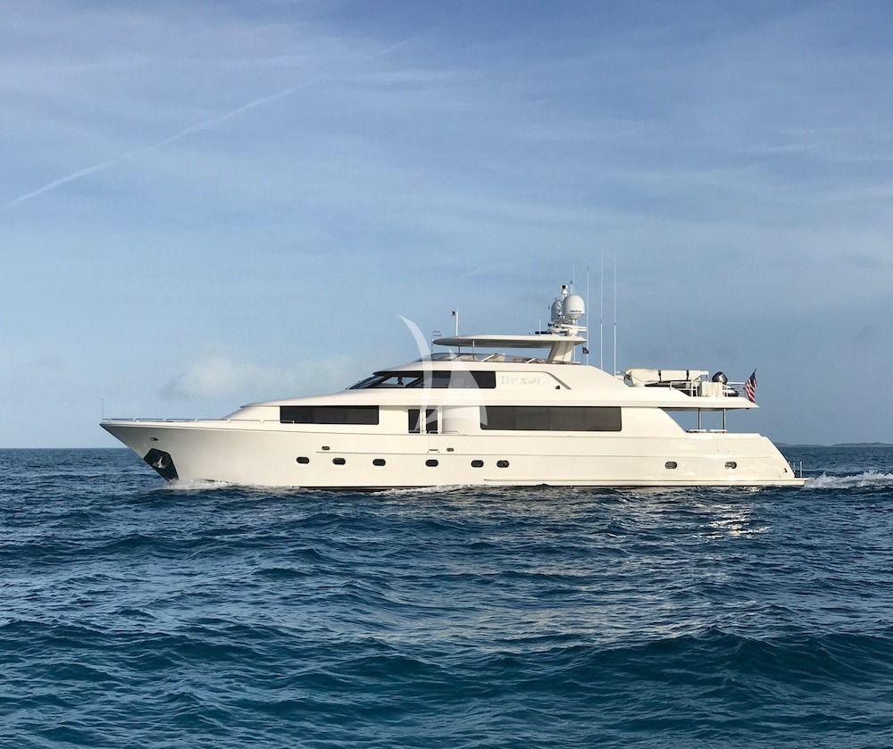 SPIRIT - Westport 112 - 4 Cabins - Nassau - Bahamas - Marsh Harbour - Florida