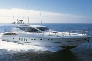 BRAVO DELTA - Leopard(Arno)24m - 3 Cabins - French Riviera - Nice - Cannes - Corsica - Sardinia